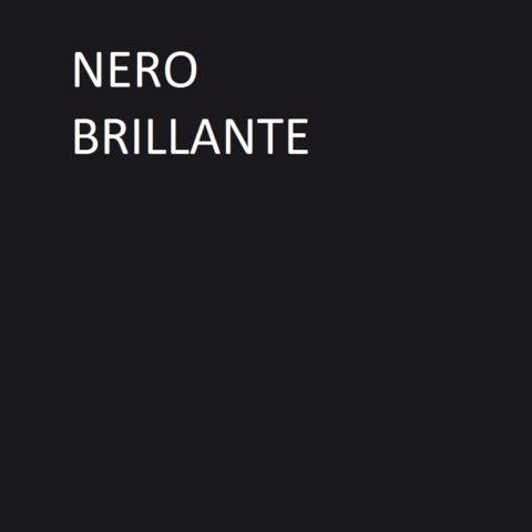 NERO INTENSO BRILLANTE..