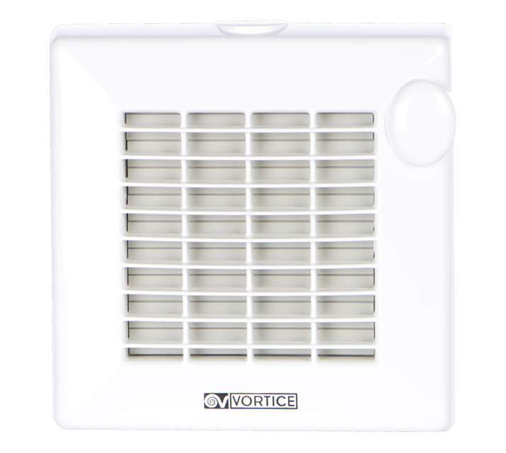Aspiratore con timer vortice diametro foro 100 o 120 - Vortice aspiratore bagno ...